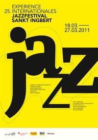 25 Jahre Jazzfestival St. Ingbert